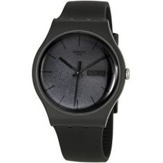 http://best-watches.chipst.com/swatch-black-rebel-mens-watch-suob702/ @@ – Swatch Black Rebel Mens Watch SUOB702 This site will help you to collect more information before BUY Swatch Black Rebel Mens Watch SUOB702 – '@@  Click Here For More Images Customer reviews is real reviews from customer who has bought this product. Read the real reviews, click the following button:  Swatch Black Rebel Mens Watch SUOB702 DESCRIPTION : Plastic case with a black