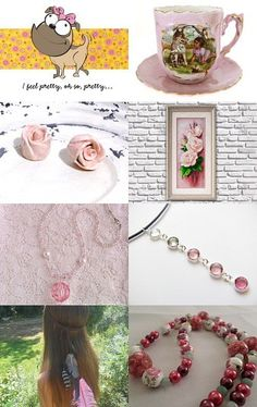 I feel pretty... by Dee on Etsy--Pinned with TreasuryPin.com
