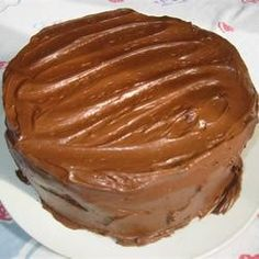 Get a rich chocolate frosting in a matter of minutes using chocolate, sweetened condensed milk, vanilla, and this easy recipe.