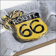 Big Route 66 Cookie