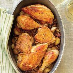 Grandmother's Chicken Recipe