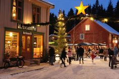 One of the most popular holiday events in the Oslo region; the incredibly cozy Christmas Market at Maihaugen in Lillehammer Nov 30 & Dec 1.