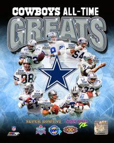 Dallas Cowboys All Time Greats