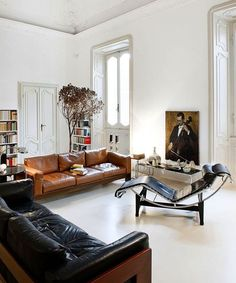 Wohnzimmer - Wohnzimmer - altbau Wohnzimmer - - New Ideas Eclectic Living Room, Living Room Designs, Living Room Decor, Living Spaces, Bedroom Decor, Living Rooms, Home Interior, Interior Architecture, Interior Decorating
