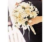 The mixture of different flowers in this bouquet really give it great texture