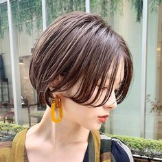 Short Bob Hairstyles, Girl Hairstyles, Casual Hairstyles, Bob Perm, Luxy Hair Extensions, Haircut And Color, Stylish Hair, How To Make Hair, Hair Inspiration