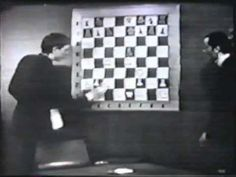 """Bobby Fischer annotates Paul Morphy """"Opera game"""" (chess)"""
