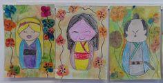 Játékos tanulás és kreativitás: Kokesi baba