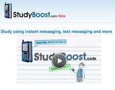 StudyBoost https://studyboost.com/