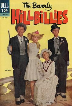That little Clampett, he's a millionaire! And you better expect him and his clan to dress the part!