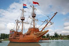 Pirate Ship at Sazova Park Turkey Travel, Our Country, Sailing Ships, Istanbul, Boat, Tours, Park, Namaste, Wallpaper