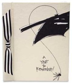 """Graduation Gift:""""A Year to Remember"""" School Graduation Photo Album by Penny Laine"""