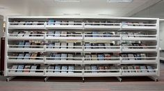 library media shelving - Google Search