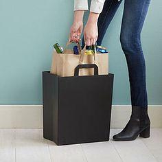 Paper Bag Recycling Bin