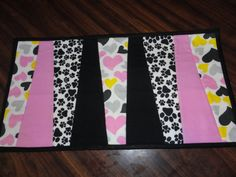Pet place mat by sewingneedles on Etsy