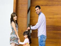 Enhance Security and Aesthetic Appeal with the Security Door