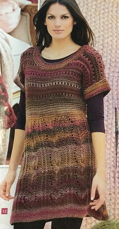 Ravelry: Valentina Knit Dress pattern by Better Homes and Gardens (Australia)