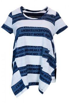 #Rundholz #T-shirt #rh160127 #stripe #summer #fashion #walkers #spring16 #summer16