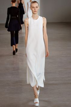 #Collection #printemps-#été 2015 #CALVIN #KLEIN NYFW http://fashionblogofmedoki.blogspot.be/