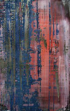 "Saatchi Online Artist: Koen Lybaert; Oil, 2013, Painting ""abstract N° 562"""