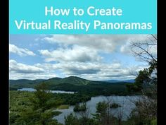 Free Technology for Teachers: How to Create Virtual Reality Panoramas Great Pictures, Cool Photos, Cardboard Camera, Phone Photography, Photography Tips, Augmented Virtual Reality, Digital Storytelling, Educational Technology