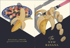 Bananas and Bacon