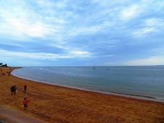 Exmouth Beach  Photo taken by our friend Victoria