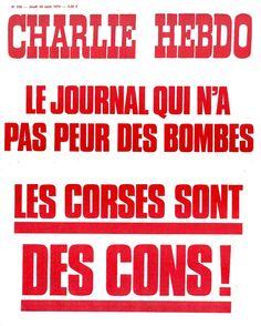CHARLIE HEBDO 1975