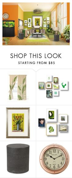 """""""Sem título #1519"""" by cmb51 ❤ liked on Polyvore featuring interior, interiors, interior design, home, home decor, interior decorating, Ethan Allen, Kelly Wearstler and Sterling"""