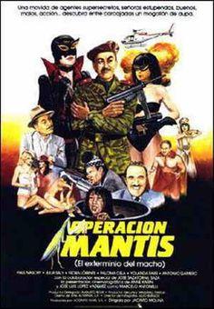 Operación Mantis (1985) Español