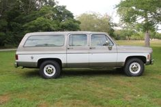 1975 Chevrolet Suburban Silverado C20 454 2wd Custom Chevy Trucks, Gm Trucks, Pickup Trucks, Ford Excursion, Square Body, Chevrolet Suburban, Cadillac Escalade, Ford Bronco, Broncos