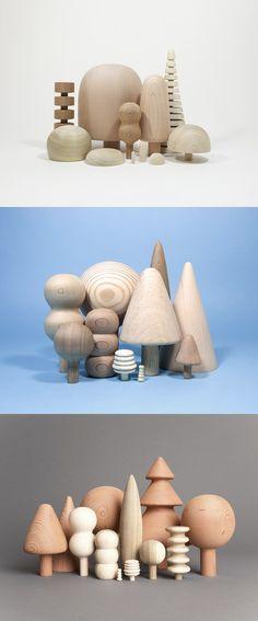 5款世界著名木质玩具 famous wooden toys | 灵感日报