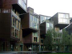 Tietgenkollegiet Student Housing, Copenhagen by Lundgarrd and Tranberg