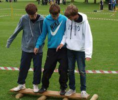 team building activities secondary school