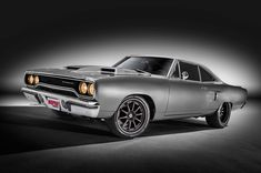 1970_Plymouth RoadRunner Pro Touring