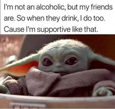 Yoda Funny, Yoda Meme, 9gag Funny, Funny Cute, The Funny, Belly Laughs, Star Wars Humor, I Love To Laugh, Nurse Humor