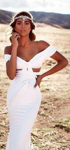 695a2cea294 38 Ideas Wedding Dresses Empire Simple