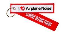 Porte Clés – 'REMOVE BEFORE FLIGHT' — » I Love Airplane Noise » – *** Edition: I Love my Airport ***: Cet article Porte Clés – 'REMOVE…