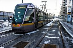 The fast, efficient Luas will drop you off at the Smithfield stop, where you can begin your adventure discovering new sights (Old Jameson Distillery), eats (Cobblestone Pub), and people (other travelers!).