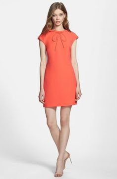 Ted Baker London Beaded Shift Dress available at #Nordstrom S/S 2014