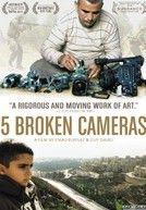 Cinco Câmeras Quebradas (5 Broken Cameras)