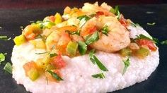 Sea Island Shrimp and Grits Recipe | The Chew - ABC.com