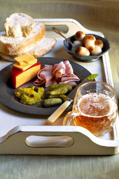 Ploughman's lunch  | SARIE |