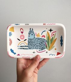 Beautiful tray/dish by Miriam Brugmann Ceramic Clay, Ceramic Pottery, Pottery Art, Pottery Wheel, Pottery Painting, Ceramic Painting, Clay Crafts, Diy And Crafts, Clay Art