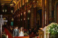 Casamento católico. Igreja São José