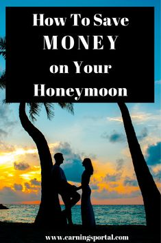 Honeymoons can be an added expense on top of a wedding, but you still want the best you can afford so you can relax as newlyweds. I have put some tips and tricks together to help you get the best honeymoon while saving money. Ways To Save Money, Money Saving Tips, How To Make Money, Saving Ideas, Money Tips, Best Honeymoon, Honeymoon Planning, Honeymoon Ideas, Earn From Home