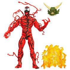 Carnage °° Marvel The Amazing Spider-Man 2 Marvel Legends Infinite Series Spawn of Symbiotes Figure