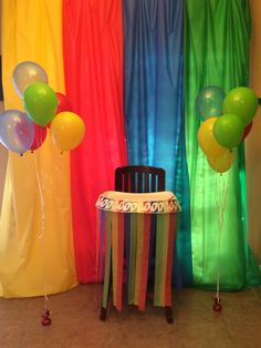 Uno first birthday party theme