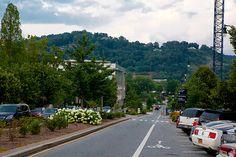 Asheville - Where Weird Meets the Road Spring Break Trips, Commuter Bike, Weird