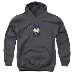 Batman: Cute Batman Youth Hoodie
